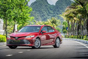 Giá xe ô tô Toyota mới nhất tháng 7/2020: Cắt giảm nhiều ưu đãi