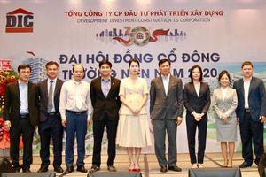 Đại hội đồng cổ đông DIC 2020: Mục tiêu doanh thu hợp nhất 2.500 tỷ đồng