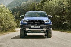Ford Ranger Raptor 2022 có thể được trang bị động cơ lớn hơn