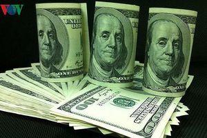 Tỷ giá tại các ngân hàng thương mại tăng mạnh trong ngày đầu tháng