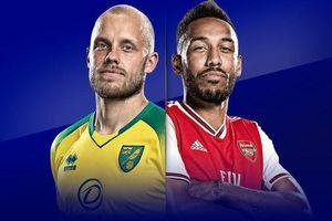 Arsenal - Norwich: Khoảng lặng trước bão