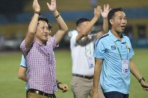 Tiền đạo Hoàng Đình Tùng: 'HLV Nguyễn Thành Công đã khơi dậy được tinh thần chiến đấu cho các cầu thủ'
