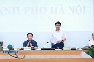 Hà Nội: Miễn phí toàn bộ khu vực bán hàng nông, lâm, thủy, hải sản cho doanh nghiệp các tỉnh