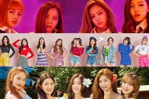 'Nhóm nữ nhảy đều nhất K-Pop' gây tranh cãi khi không gọi tên BLACKPINK, TWICE, Red Velvet