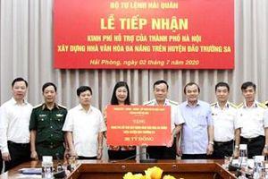 'Trong Hà Nội luôn có một Trường Sa'