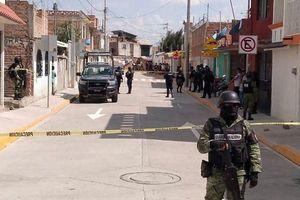 Thảm sát trong trại cai nghiện ở Mexico, 24 người bị bắn chết