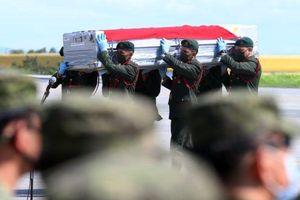 Philippines điều tra vụ cảnh sát bắn chết 4 binh sĩ đang làm nhiệm vụ
