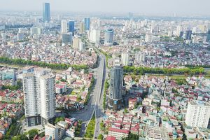 Ban hành nghị quyết thí điểm một số cơ chế, chính sách đặc thù đối với TP Hà Nội