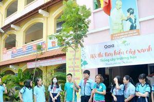 Nâng cao nhận thức của học sinh về tầm quan trọng của cây xanh