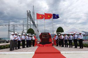 Gắn biển công trình chào mừng Đại hội Đảng bộ Tập đoàn Điện lực Việt Nam lần thứ III
