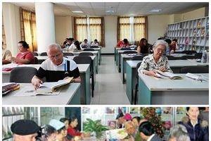 Tăng cường phục vụ người cao tuổi trong các thư viện công cộng
