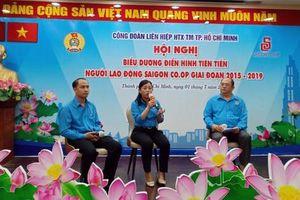 Saigon Co.op tuyên dương 92 gương điển hình tiên tiến