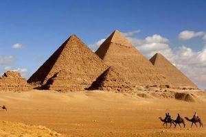 Hiểu lầm 'tai hại' về lực lượng xây kim tự tháp Ai Cập