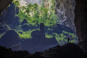 Ảnh đẹp 'đứng tim' về hang Sơn Đoòng của nhà thám hiểm Australia