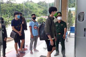 Tiến hành cách ly phòng, chống dịch 145 lưu học sinh Lào nhập cảnh vào Việt Nam