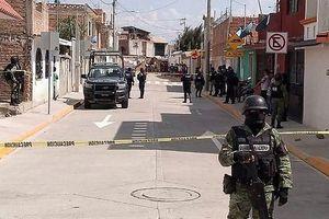 Xả súng tại trung tâm phục hồi nhân phẩm ở Mexico, 24 người thiệt mạng