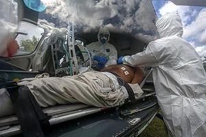 Số ca nhiễm Covid-19 tại Brazil gần 1,5 triệu người