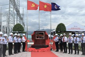 EVNNPT lập kỷ lục mới về thi công trạm biến áp tại miền Trung