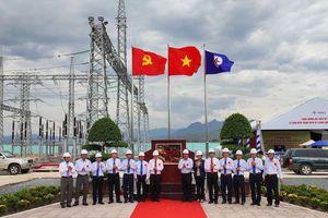 Trạm biến áp 220 kV Ninh Phước và đấu nối vượt tiến độ 6 tháng