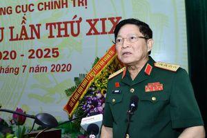 Đại tướng Ngô Xuân Lịch: Giữ nghiêm kỷ luật Đảng trong Tổng cục Chính trị