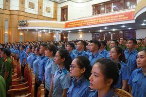 89 học viên hệ dân sự tốt nghiệp Học viện Cảnh sát nhân dân