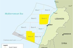 Căng thẳng leo thang ở Trung Đông do khai thác dầu khí