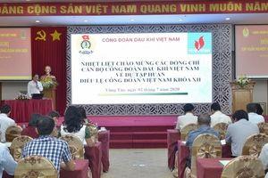 CĐ DKVN tổ chức tập huấn nghiệp vụ công đoàn khu vực phía Nam