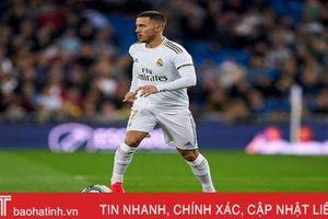 Real nhận hung tin trước derby Madrid với Getafe