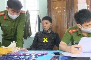 Đánh án ma túy trên tuyến biên giới Thanh Hóa