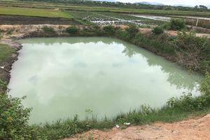Hai trẻ em đuối nước tại hồ chứa nước tưới tiêu ở Gia Lai