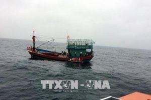 Công khai tàu cá chưa gắn thiết bị giám sát hành trình