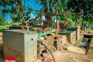 Gần 10.000 người dân thiếu nước sạch: Cán bộ xã nói gì?