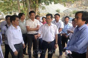 Đà Nẵng: Giải quyết vướng mắc trong Dự án mở rộng bãi rác Khánh Sơn