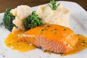 Hai món cá hồi giúp bé ngon miệng, tăng cân đều đặn, mẹ nào cũng nên biết
