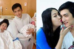 Chồng cũ Phi Thanh Vân đón con trai thứ hai ra đời