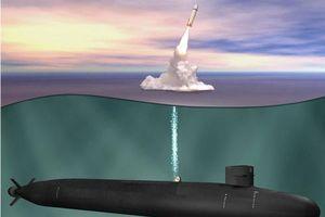 Mỹ chi 10 tỷ USD đóng 2 tàu ngầm hạt nhân chiến lược lớp Columbia đầu tiên