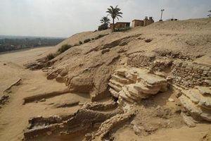 Phát hiện hầm mộ được xây bằng gạch bùn từ thời La Mã ở Ai Cập