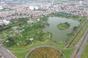 'Viên ngọc xanh' phục vụ hàng vạn người dân giữa lòng thành phố Bắc Giang