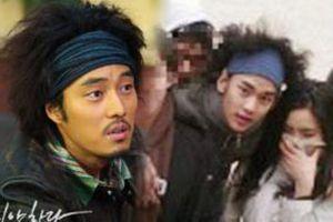 Mái tóc 'tổ quạ' hồi đại học của Kim Soo Kim gây bão, Knet: Giống So Ji Sub trong 'Xin lỗi, anh yêu em'