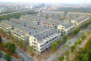 Vụ 200 căn biệt thự 'xây chui, bán lủi': Hưng Yên kiểm điểm cán bộ vi phạm