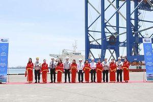 Doosan Vina xuất 2 cẩu trục RMQC lớn nhất đến cảng quốc tế Gemalink, tỉnh Bà Rịa - Vũng Tàu