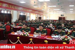 Đại hội đại biểu Đảng bộ Sư đoàn 390 lần thứ XI