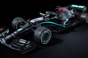 Đội Mercedes đổi màu xe đua F1 2020 phản đối nạn phân biệt chủng tộc