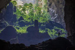Ảnh đẹp mê hồn về hang Sơn Đoòng của nhà thám hiểm Úc