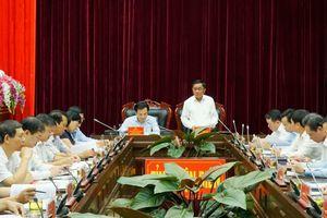 Chủ nhiệm Ủy ban Kiểm tra T.Ư: Xử lý dứt điểm vấn đề liên quan nhân sự