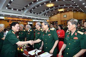 Bộ trưởng Ngô Xuân Lịch: 'Giữ vững nguyên tắc Đảng lãnh đạo Quân đội'