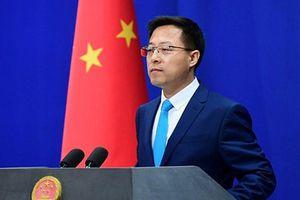 Trung Quốc: Các nước sẽ chịu hậu quả khi can thiệp vào Hong Kong