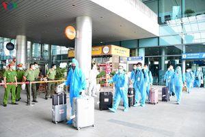 270 chuyên gia Hàn Quốc nhập cảnh, cách ly tại Hải Phòng