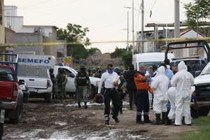 Xả súng đẫm máu tại trung tâm cai nghiện ở Mexico