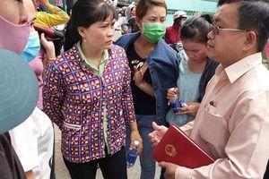 Thành phố Hồ Chí Minh chủ động ứng phó tình hình công nhân phải nghỉ việc